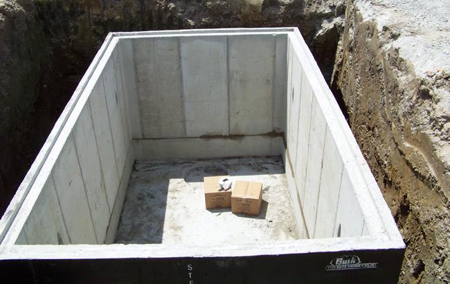 Utility Vaults Bush Concrete Products